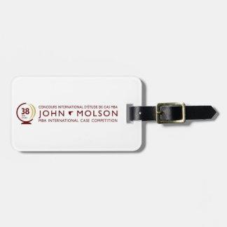 Étiquette À Bagage John Molson MICC