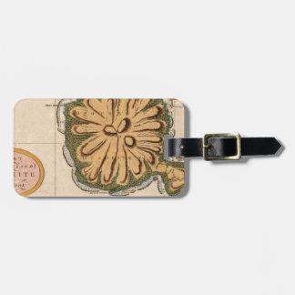 Étiquette À Bagage Le Tahiti 1769