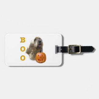 Étiquette À Bagage L'Otterhound Halloween HUENT
