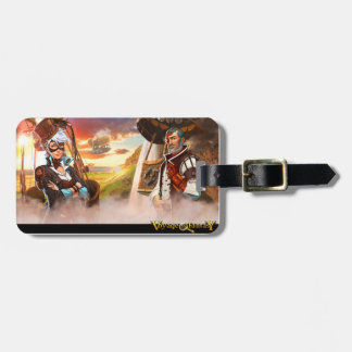 Étiquette À Bagage Luggage Tag - Voyage to Fantasy