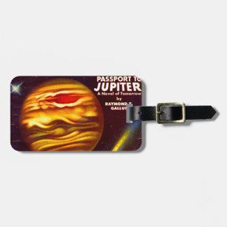 Étiquette À Bagage Passeport à Jupiter