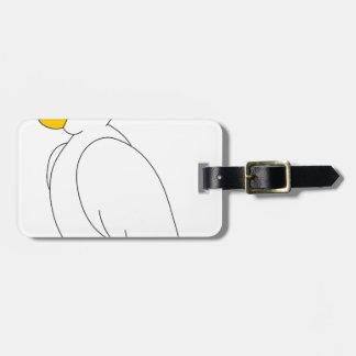 Étiquette À Bagage perroquet #3