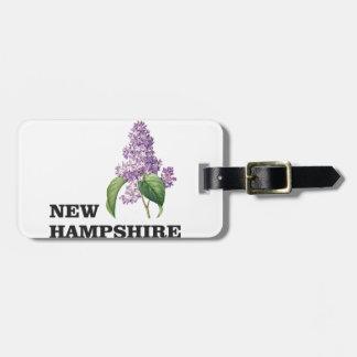 Étiquette À Bagage plus du New Hampshire