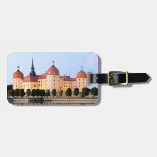 Étiquette À Bagage Schloss Moritzburg