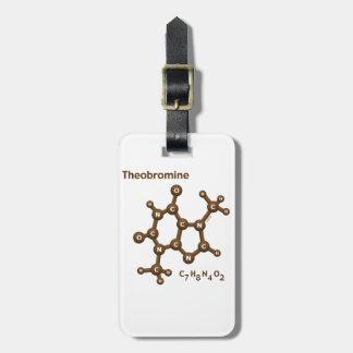Étiquette À Bagage Théobromine