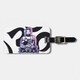 Étiquette À Bagage vague 3 de Bouddha
