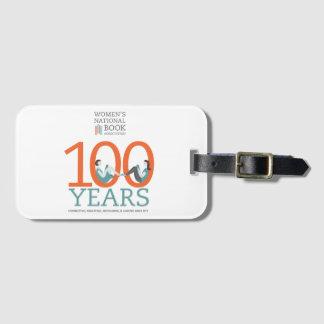 Étiquette À Bagage WNBA 100 ans d'étiquette de bagage