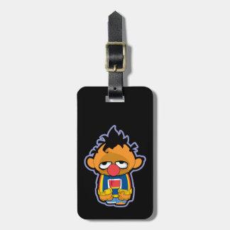 Étiquette À Bagage Zombi d'Ernie