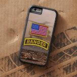 Étiquette aéroportée de vétérinaires de vétérans coque iPhone 6 tough xtreme