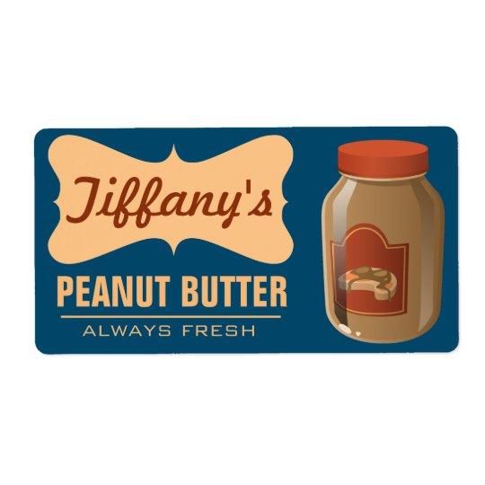 Étiquette Beurre fait main | organique naturel du beurre