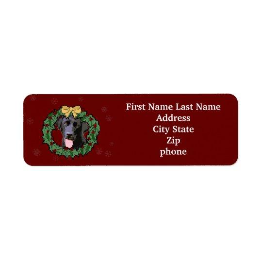 Étiquette Chien de labrador retriever : Chien de laboratoire