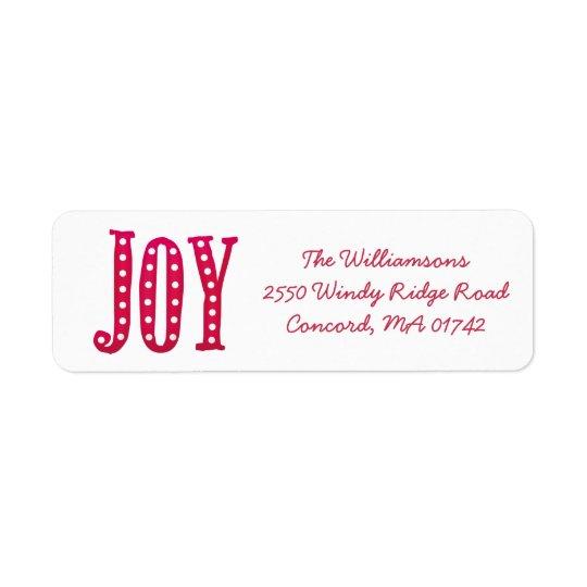 Étiquette Coutume de joie gribouillée par Noël lunatique