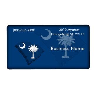 Étiquette d'affaires de la Caroline du Sud