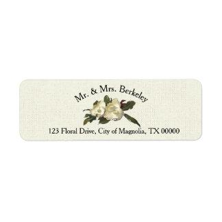 Étiquette Dans l'amour - coutume florale de mariage de