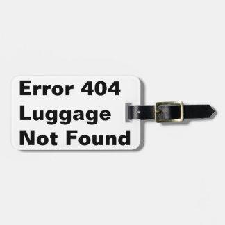 étiquette de bagage d'humour de plaisanterie de étiquettes bagages