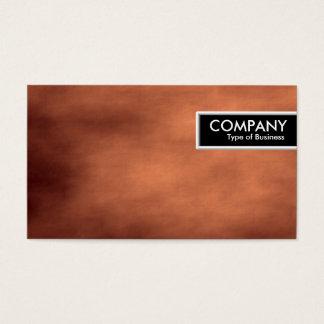 Étiquette de bord - tempête de poussière martienne cartes de visite