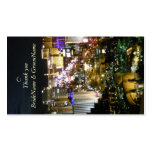 Étiquette de cadeau de Merci de bande de Las Vegas Modèles De Cartes De Visite