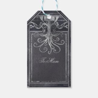 Étiquette de cadeau d'Eldrich