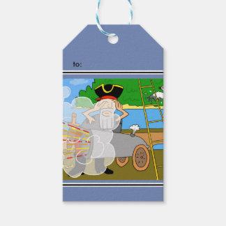 Étiquette d'enveloppe de cadeau par dal