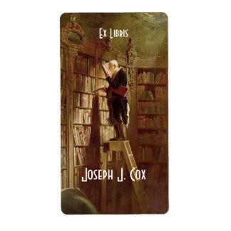 Étiquette Ex-libris