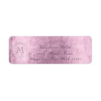Étiquette Guirlande rose RSVP royal de RoseGrungy de
