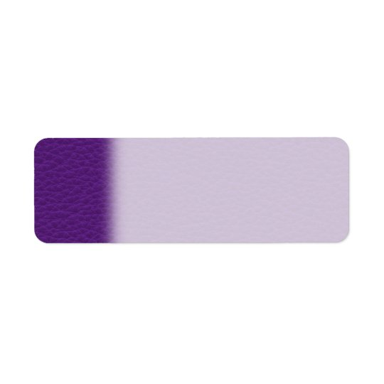 Étiquette Image de cuir pourpre