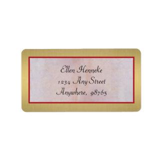 Étiquette Lakshmi 1896