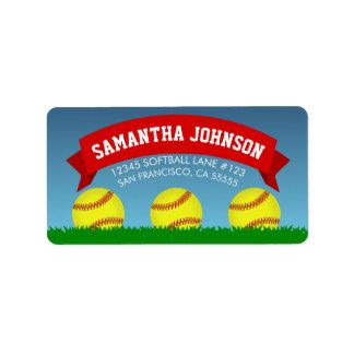 Étiquette Le base-ball