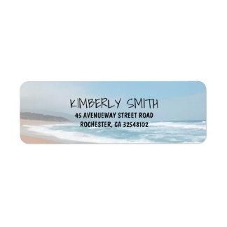 Étiquette Mariage de plage