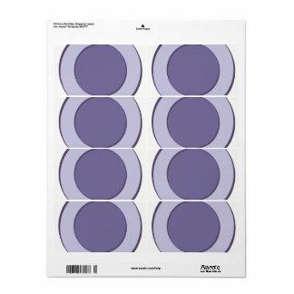 Étiquette Points de PurpleInLilac
