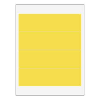 Étiquette Pour Bouteilles D'eau 6 modèles de TAILLES qu'u peut changer la couleur