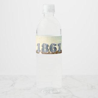 Étiquette Pour Bouteilles D'eau ABH Manassas