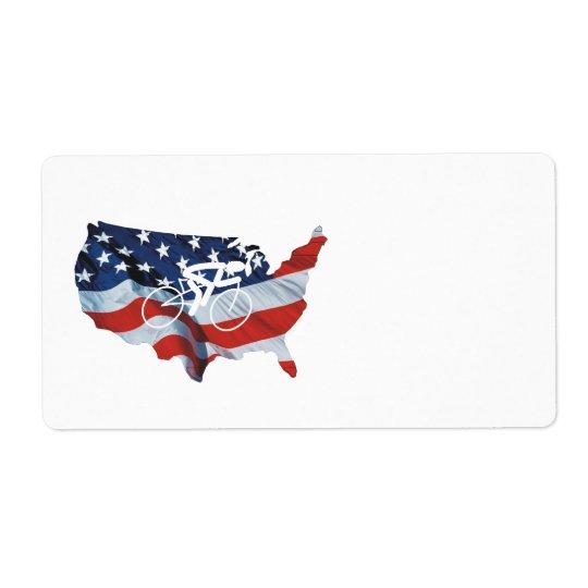 Étiquette Recyclage SUPÉRIEUR aux Etats-Unis
