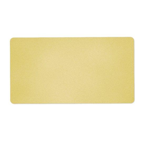 Étiquette Regard grenu bronzage frais