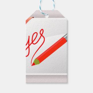 Étiquettes-cadeau 72Red Pencil_rasterized