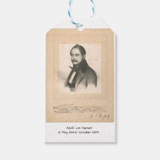 Étiquettes-cadeau Adolf von Henselt