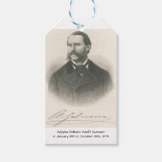 Étiquettes-cadeau Adolphe (Wilhelm Adolf) Gutmann
