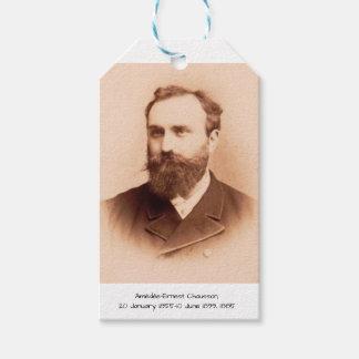 Étiquettes-cadeau Amedee-Ernest Chausson