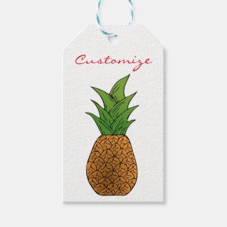 Étiquettes-cadeau ananas Thunder_Cove