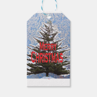 Étiquettes-cadeau Arbre de Noël