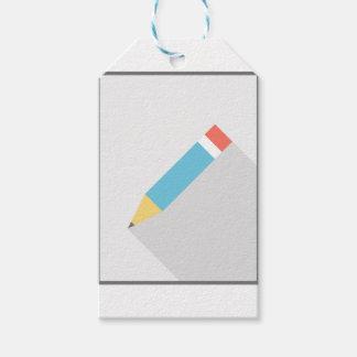 Étiquettes-cadeau Auteur