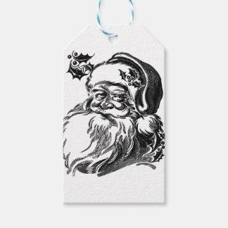 Étiquettes-cadeau Cadeaux de Père Noël