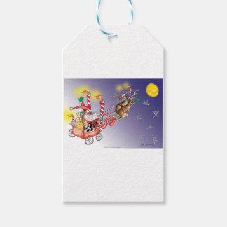 Étiquettes-cadeau cadeaux pour la lune