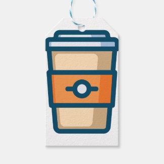Étiquettes-cadeau Café à aller