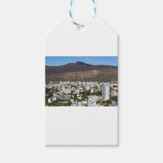 Étiquettes-cadeau Capitale d'horizon de Port-Louis des Îles Maurice