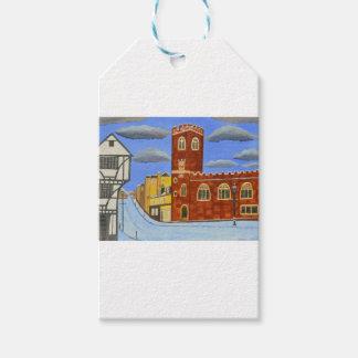Étiquettes-cadeau Chambre de Tudor à Exeter