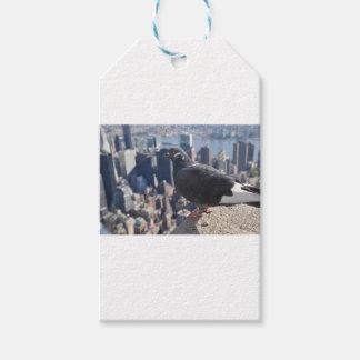Étiquettes-cadeau Ciel de New York City Manhattan Etats-Unis
