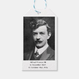 Étiquettes-cadeau Colline 1906 d'Alfred Francis