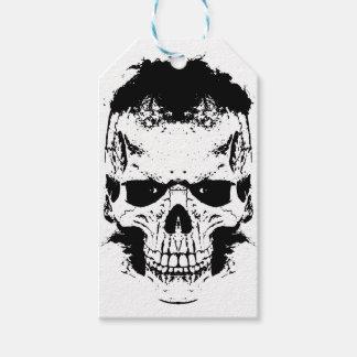 Étiquettes-cadeau Crâne