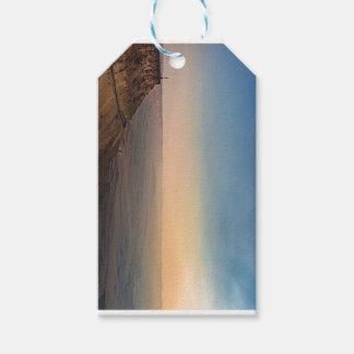 Étiquettes-cadeau Cratère de Mizpe Ramon, Israël